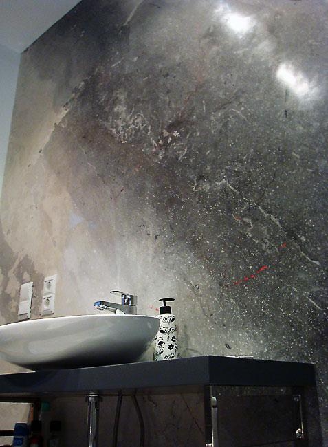 Beautiful Stuc Deco Badkamer Contemporary - House Design Ideas 2018 ...