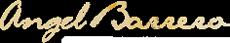 logo Angel Barrero